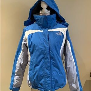The North Face triclimate jacket